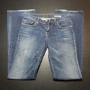 Chip & Pepper Bootcut Denim Jeans Women's Size 25